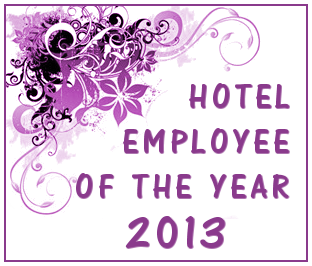 Hotel Employee of the Year 2013
